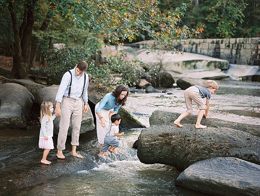 Kevin Glaser_Winston Salem_Family Portrait_Fine Art Photography_Film Photographer_0009